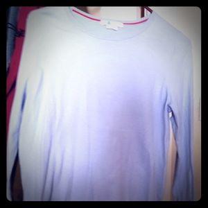 Boden powder blue sweater